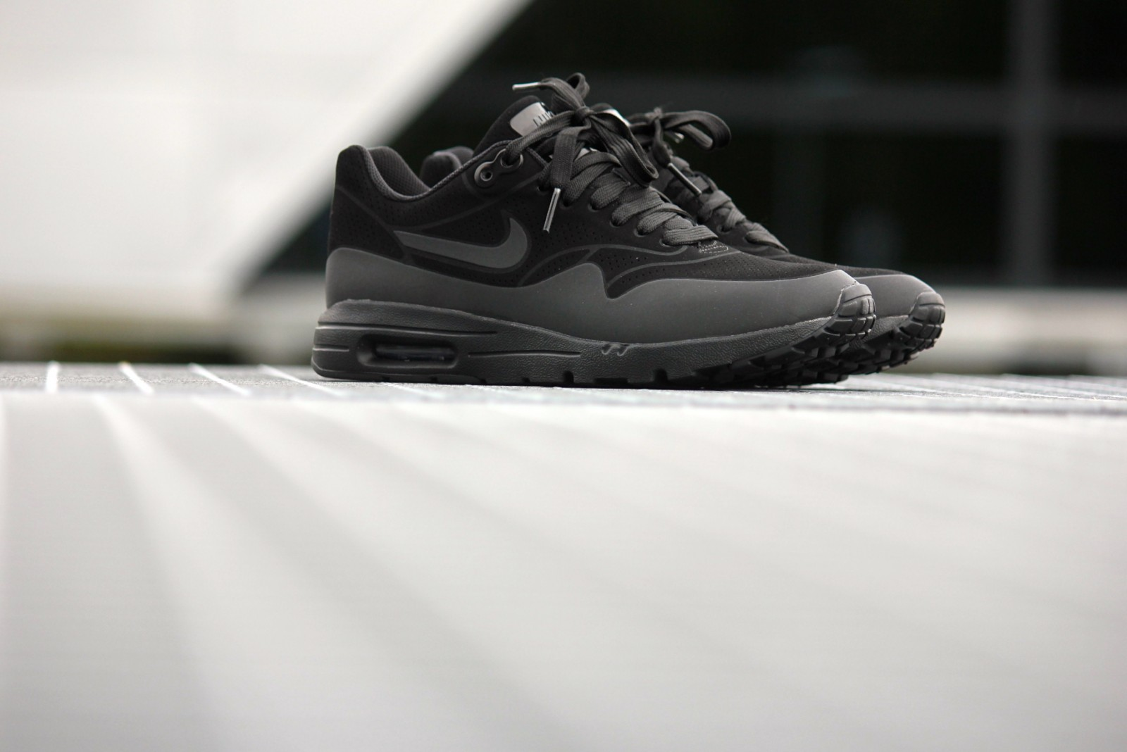 Nike Wmns Air max 1 Ultra Moire Black Anthracite 704995 003