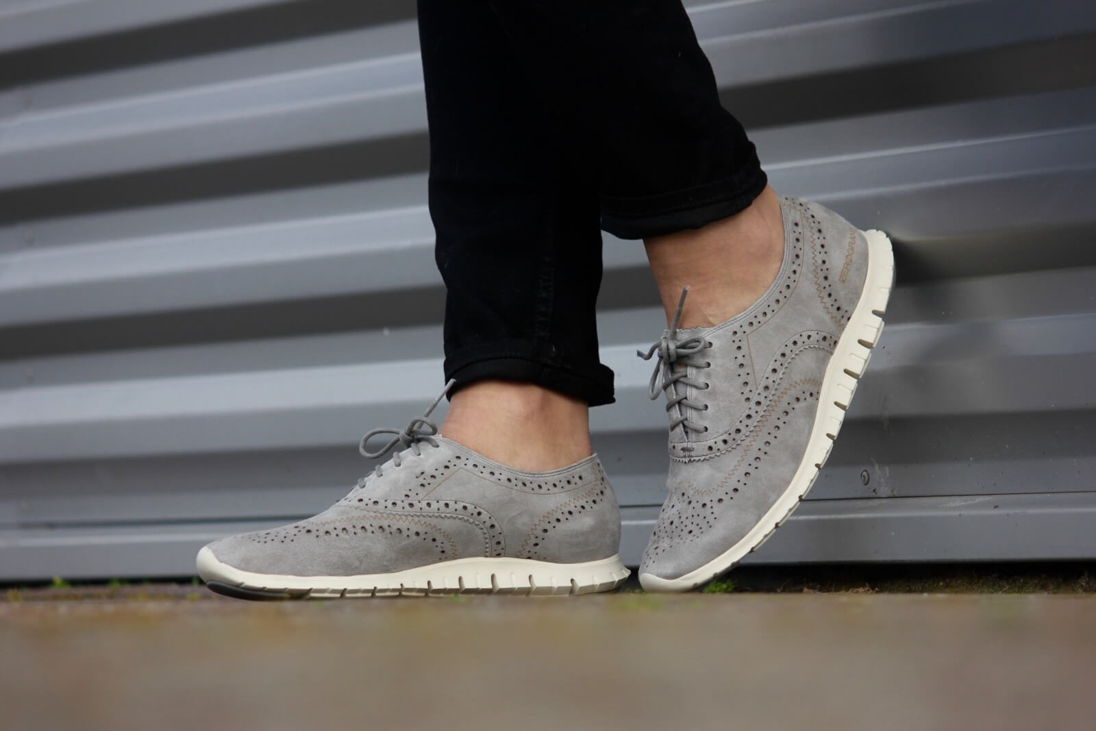 Grey Dress Shoes For Ladies