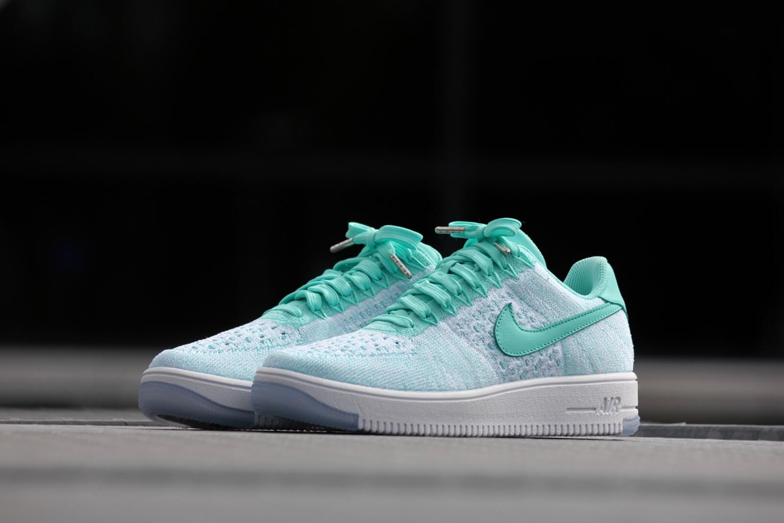 nike air force 1 flyknit low homme