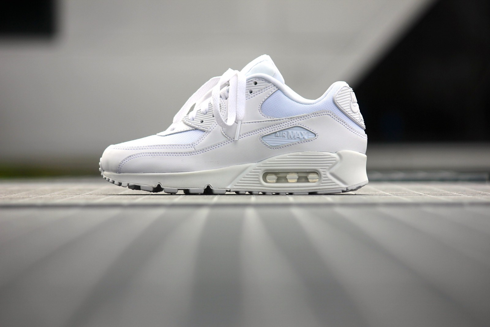 Nike Air Max 90 Essential All White 537384 111