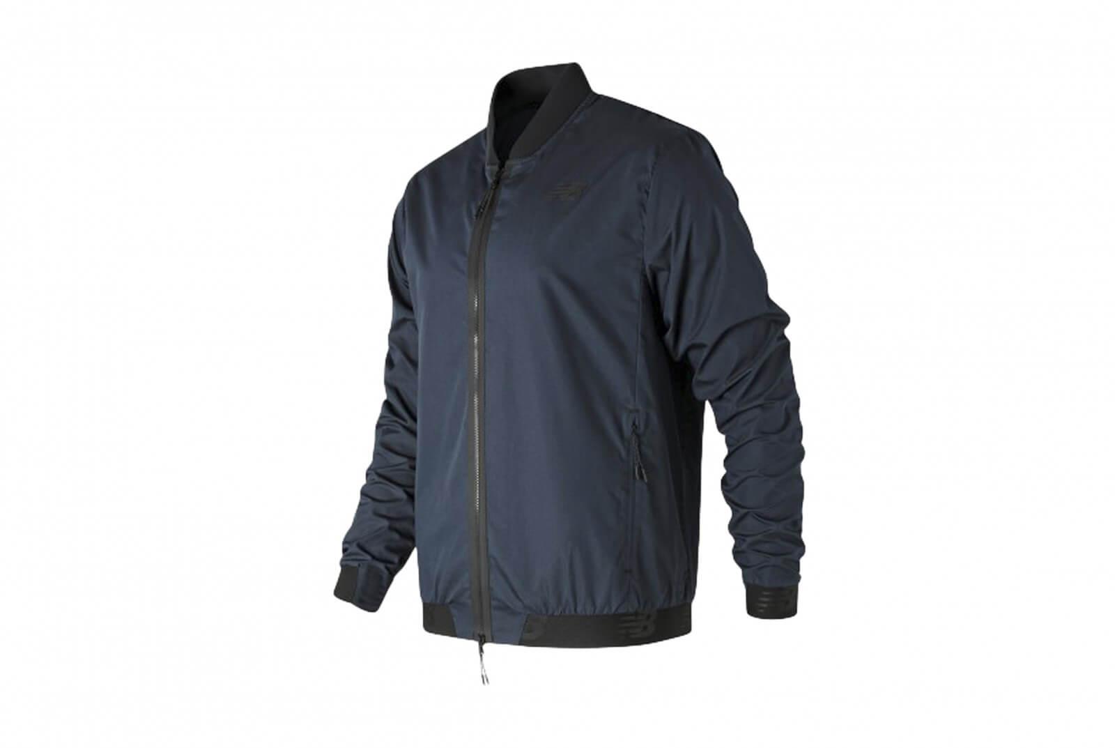new balance 247 bomber jacket marine 541560 60 10. Black Bedroom Furniture Sets. Home Design Ideas