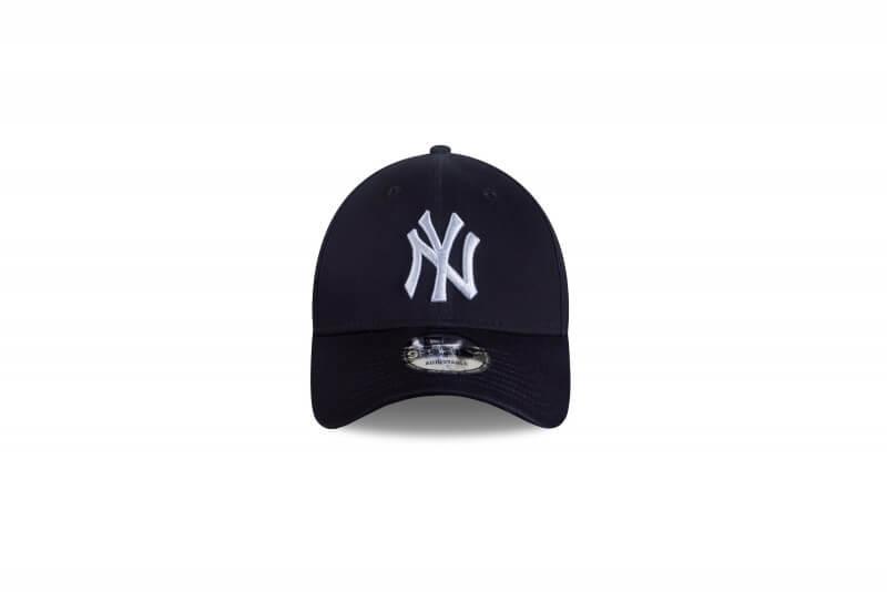 New Era 940 League Basic NY Yankees Navy/White