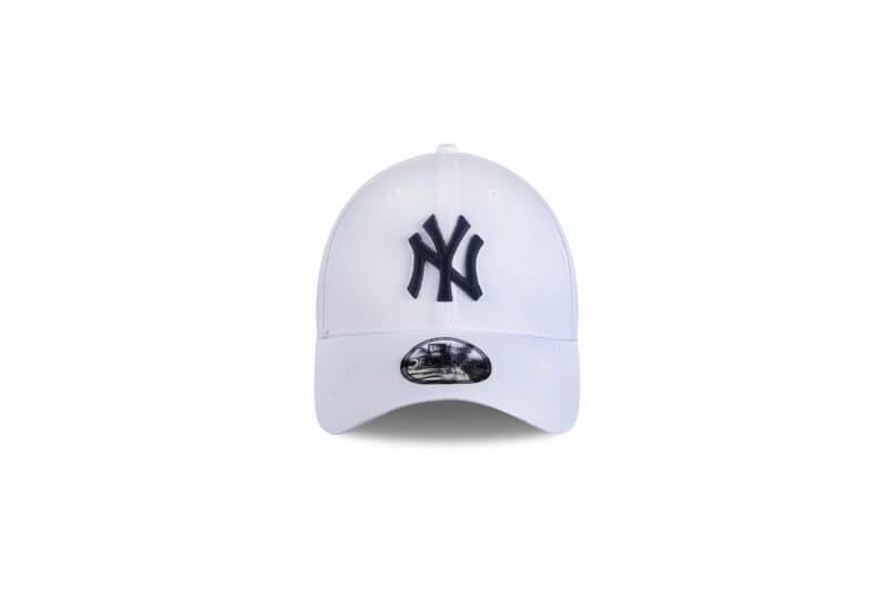 New Era 940 League Basic NY Yankees White/Black