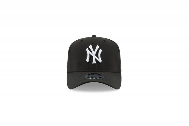 New Era Stretch Snap 9FIFTY NY Yankees Black/White