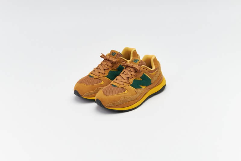 New Balance M5740WT1 Sage / Bleached Lime Glow