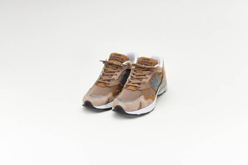 New Balance M920SDS Sand/Navy Made in England
