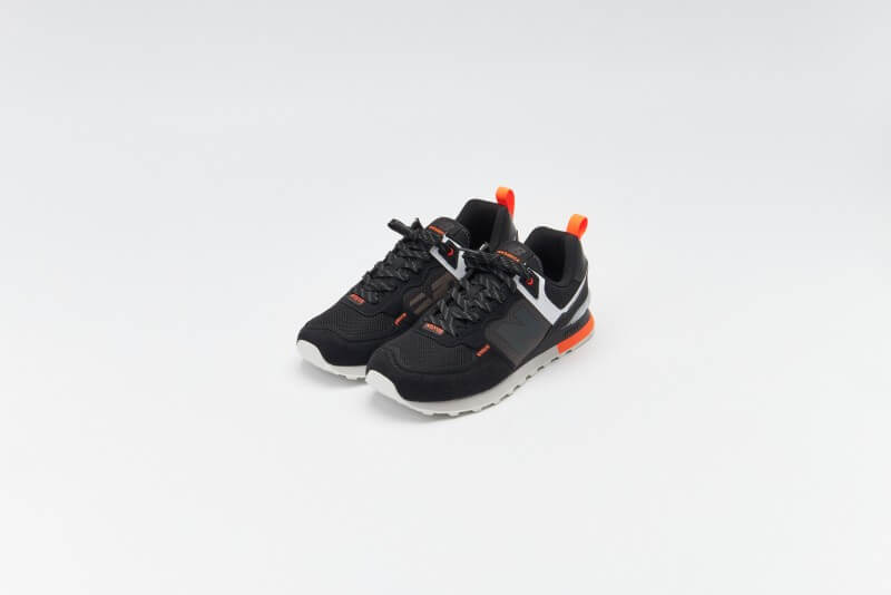New Balance ML574IL2 Black / Orange