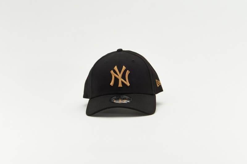 New Era League Essential 940 NY Yankees Black/Brown