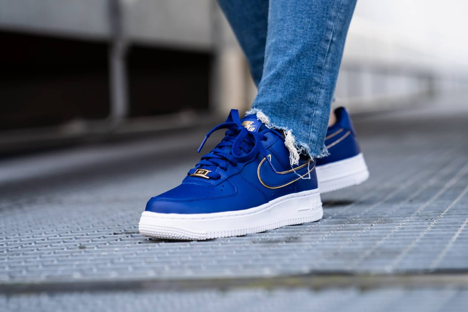 nike air force 1 blu e bianche