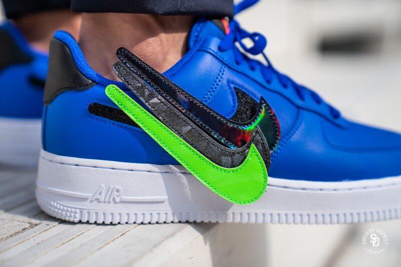 Nike Air Force 1 '07 LV8 3 Racer Blue