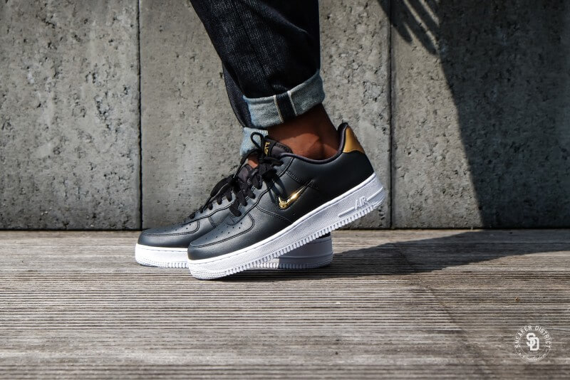 Nike Air Force 1 '07 LV8 Leather Black