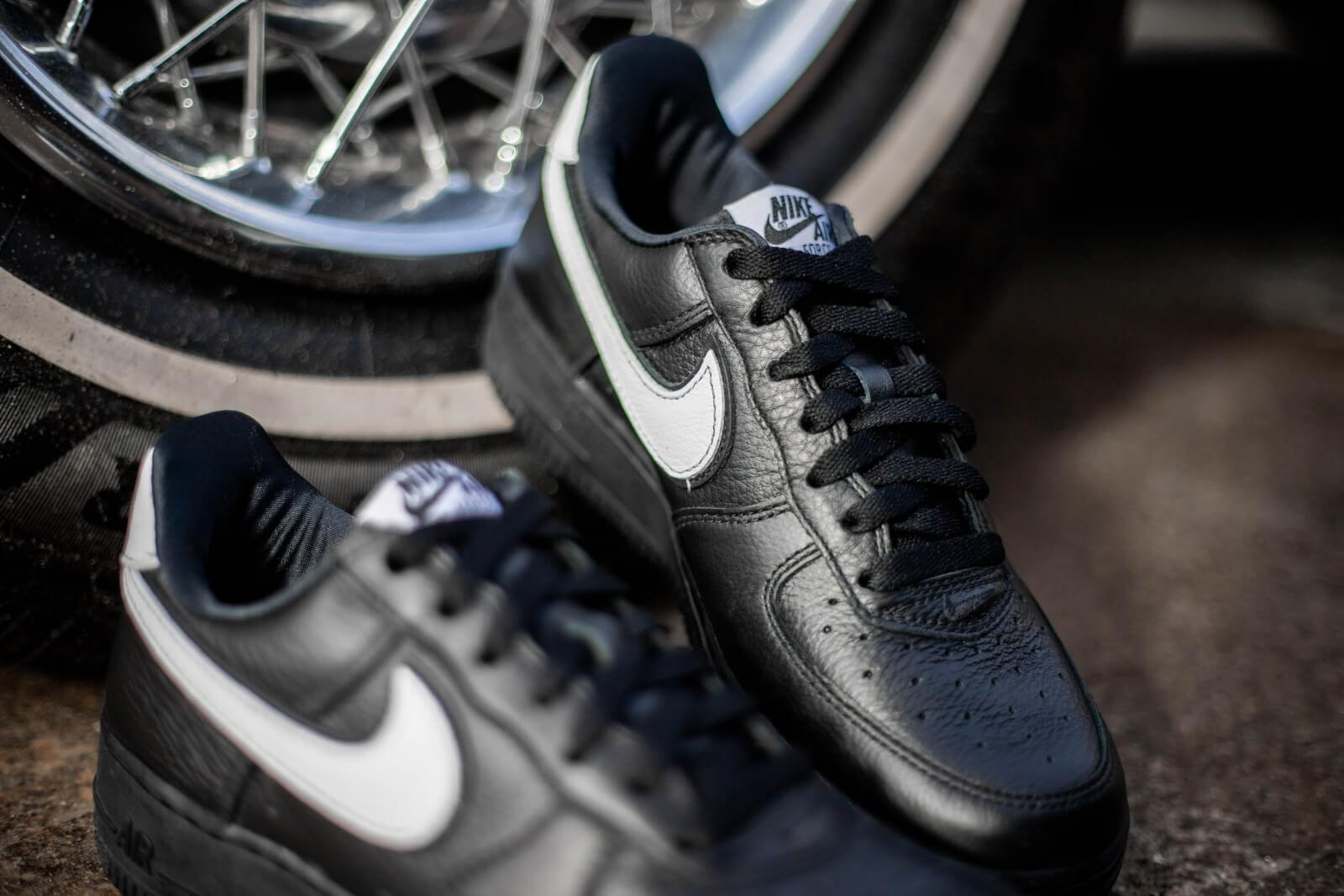 Nike Air Force 1 Low QS Black White CQ0492 001