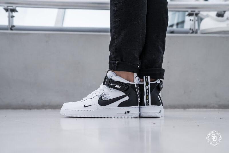 Nike Air Force 1 Mid '07 lv8 White