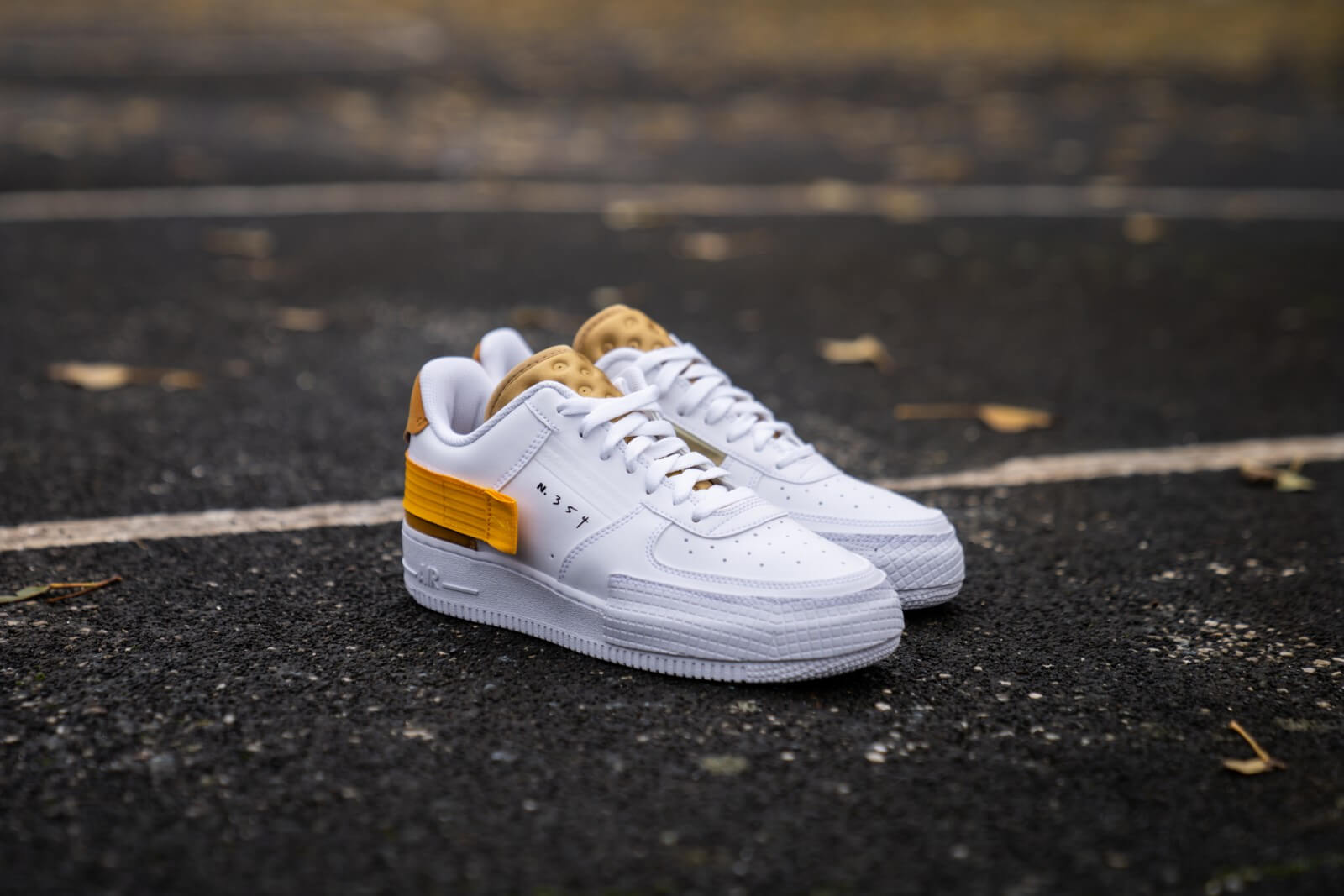 air force type 1 white