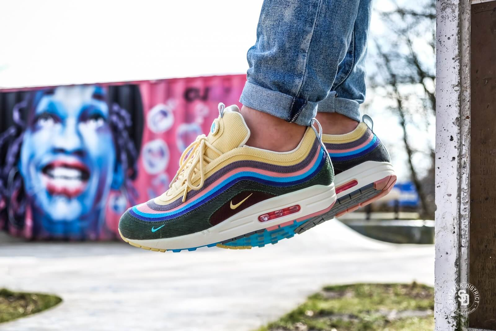 Nike Air Max 197 Vote Forward Sean Wotherspoon AJ4219 400
