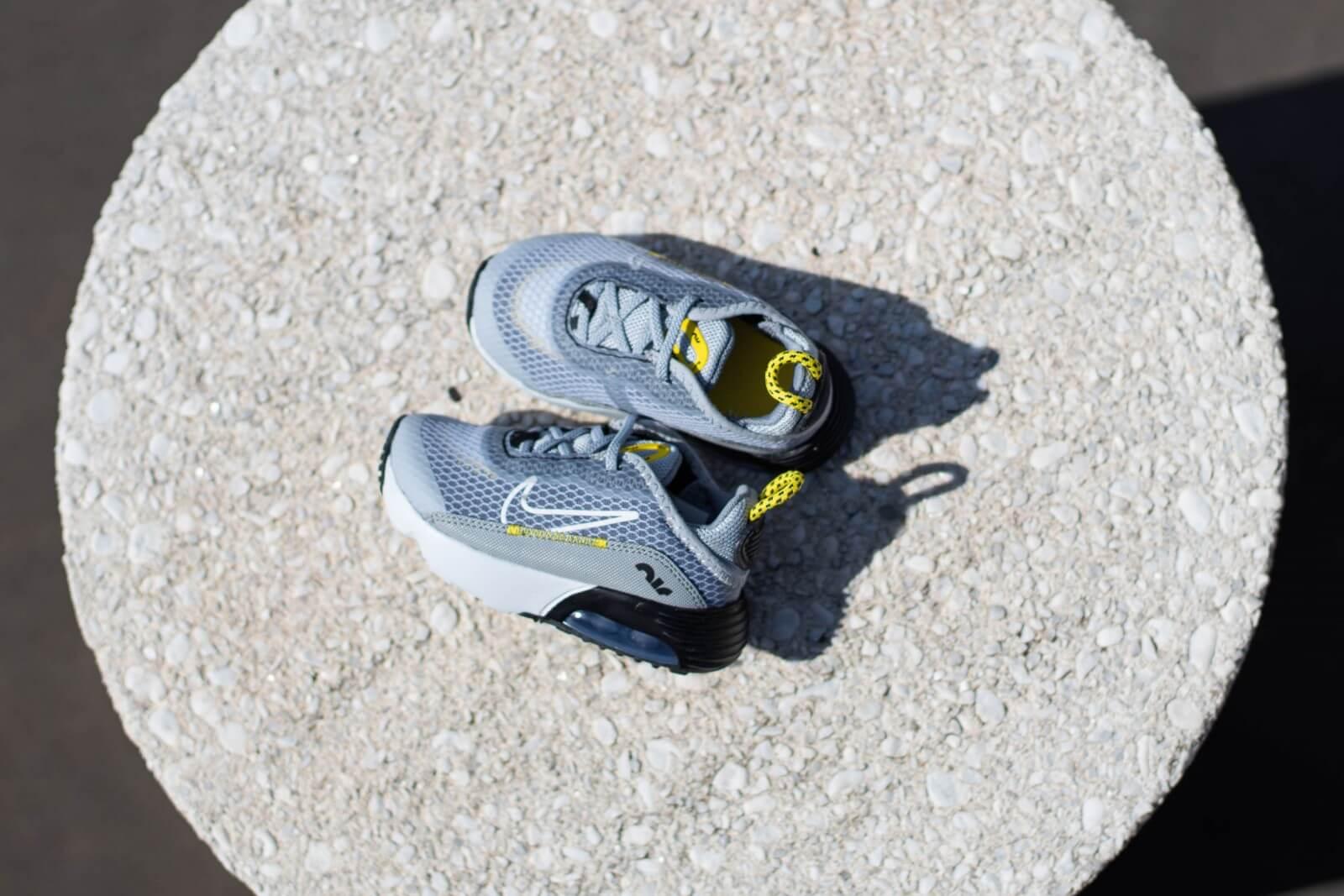Nike Air Max 2090 TD Wolf GreyWhite Particle Grey CU2092 002