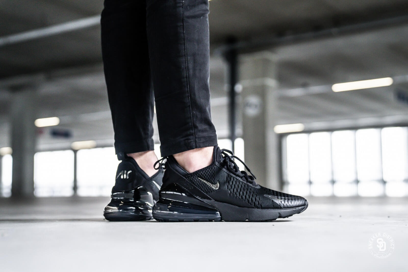 nike air max 270 black womens