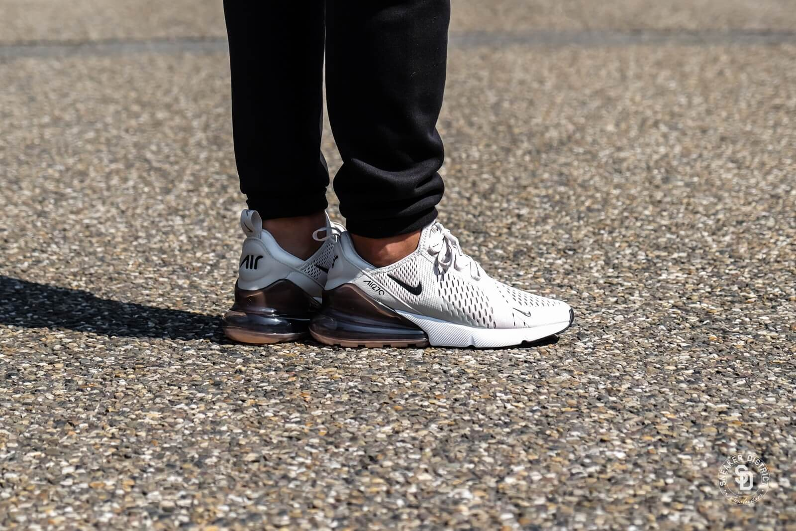 Nike Air Max 270 Sepia StoneSummit WhiteBlack