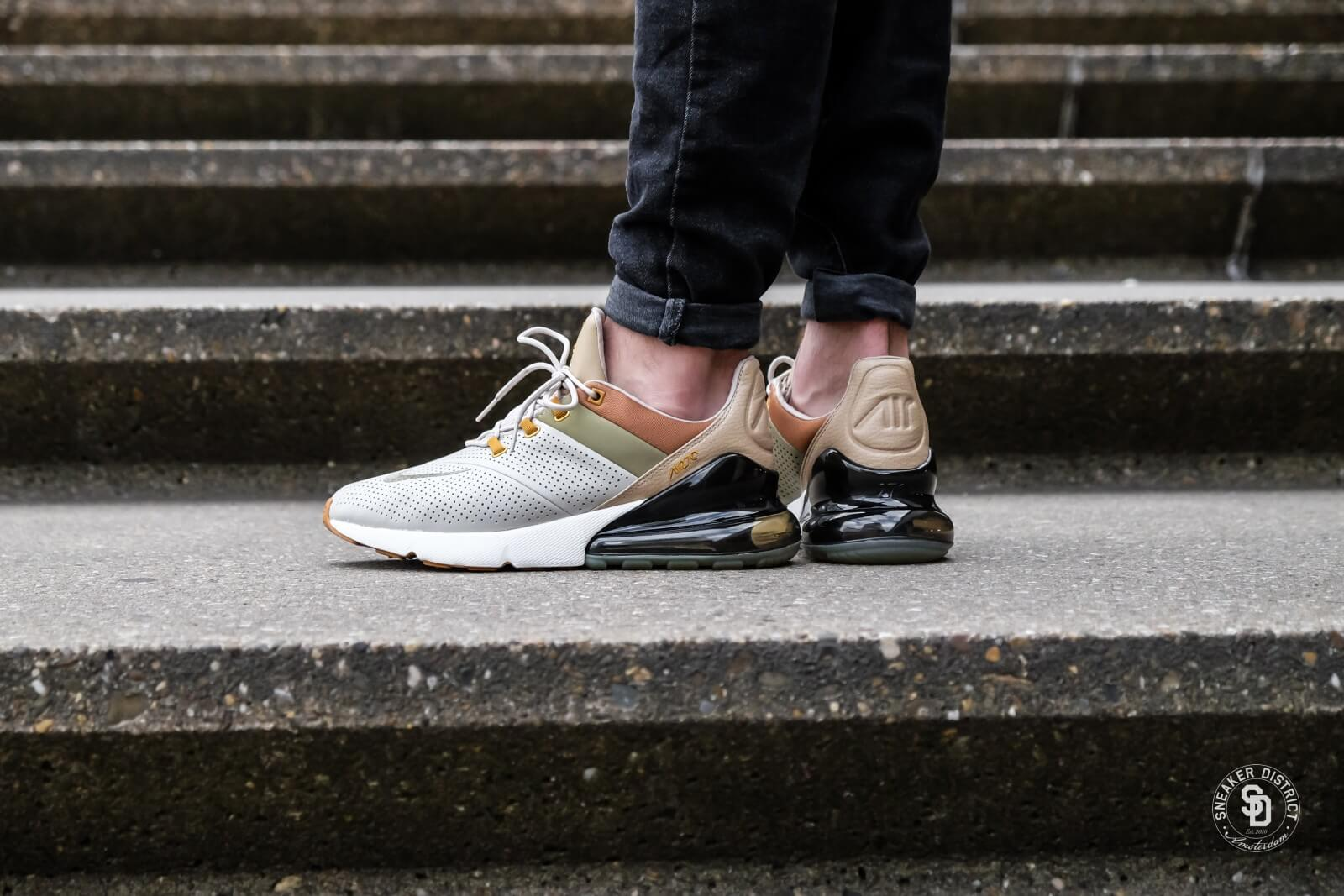 Look Out For The Nike Air Max 270 Premium String Desert