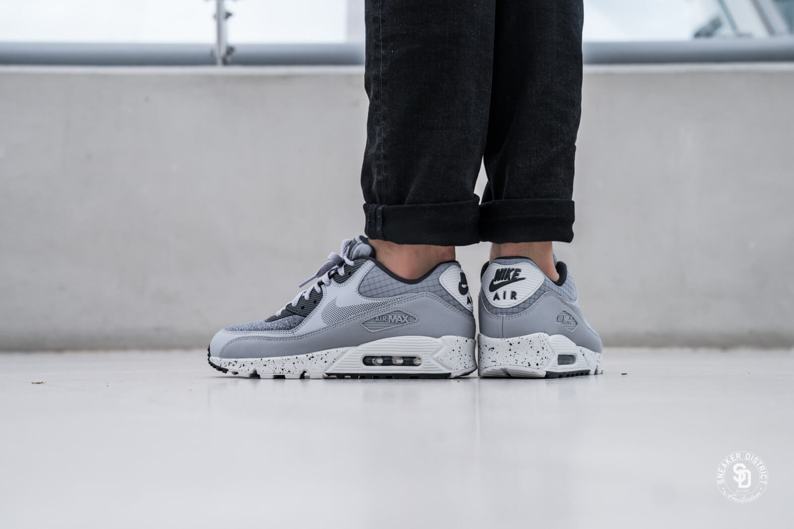 air max 90 wolf grey