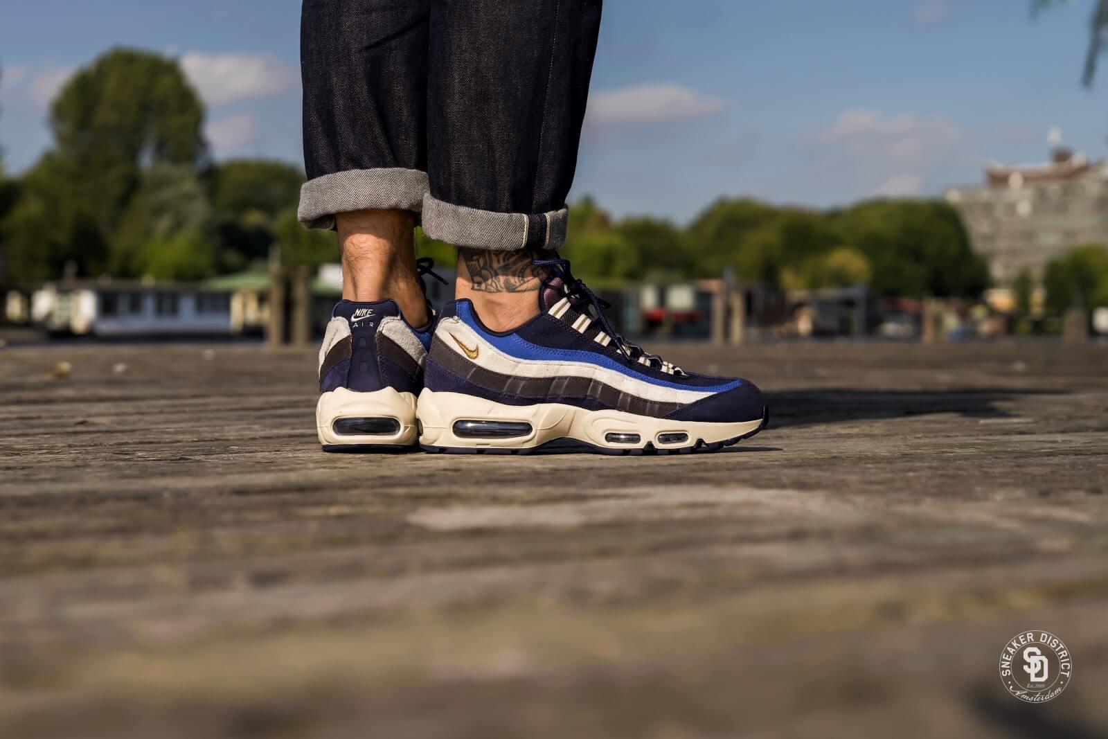 air max 95 premium blue
