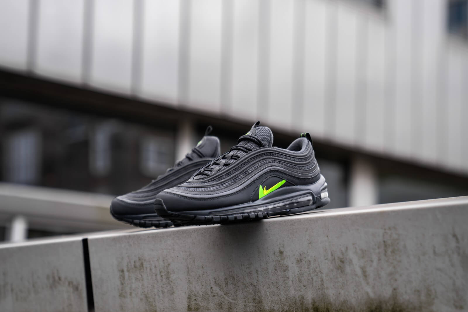 Nike Air Max 97 AnthraciteVolt Electric Green CT2205 002