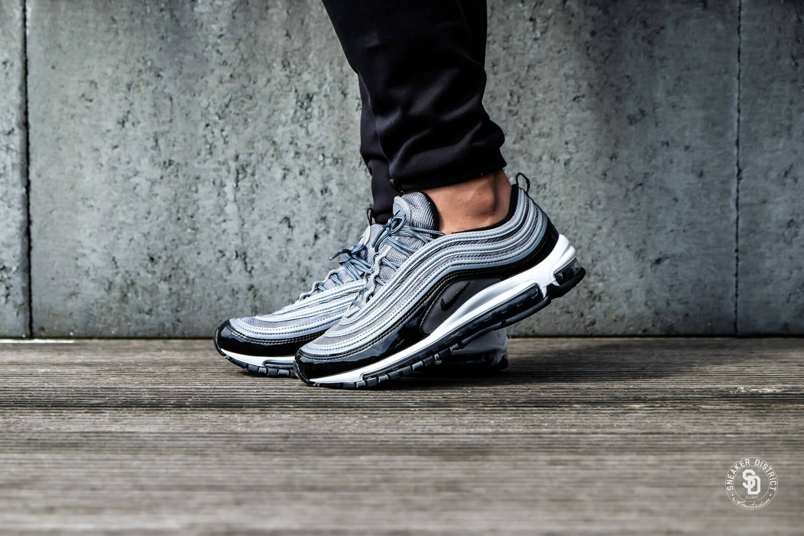 Nike Air Max 97 Cool Grey Black 921826 010