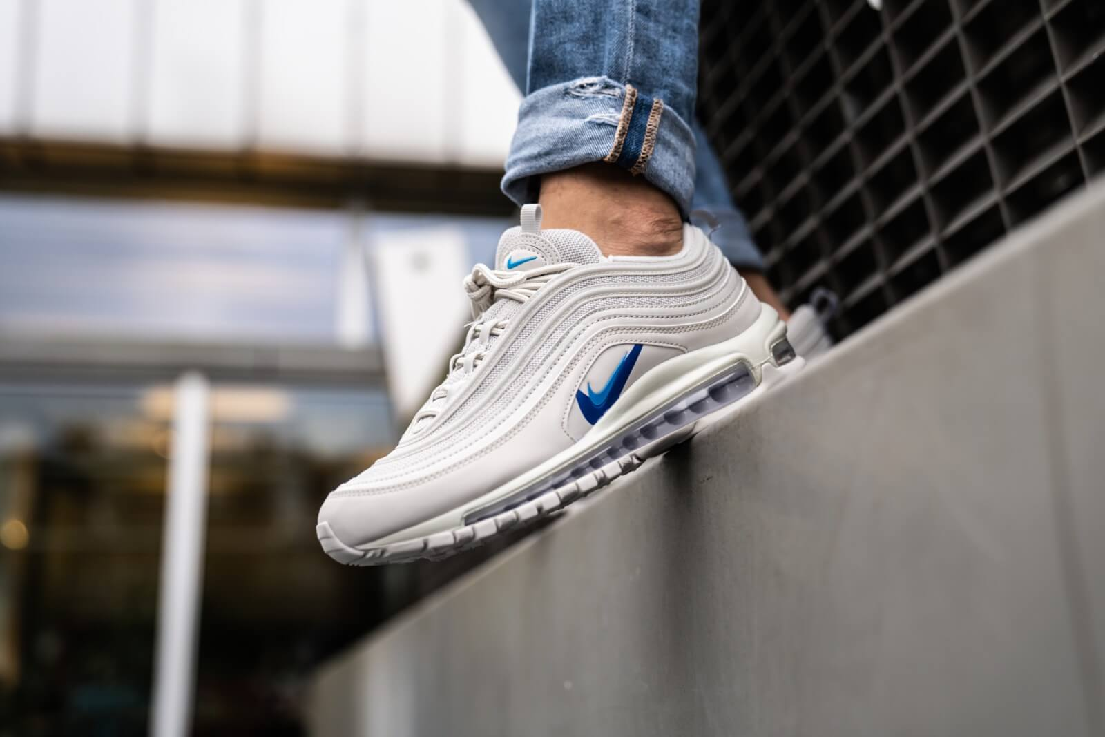 Nike Air Max 97 | White | Sneakers | CT2205 001 | Caliroots