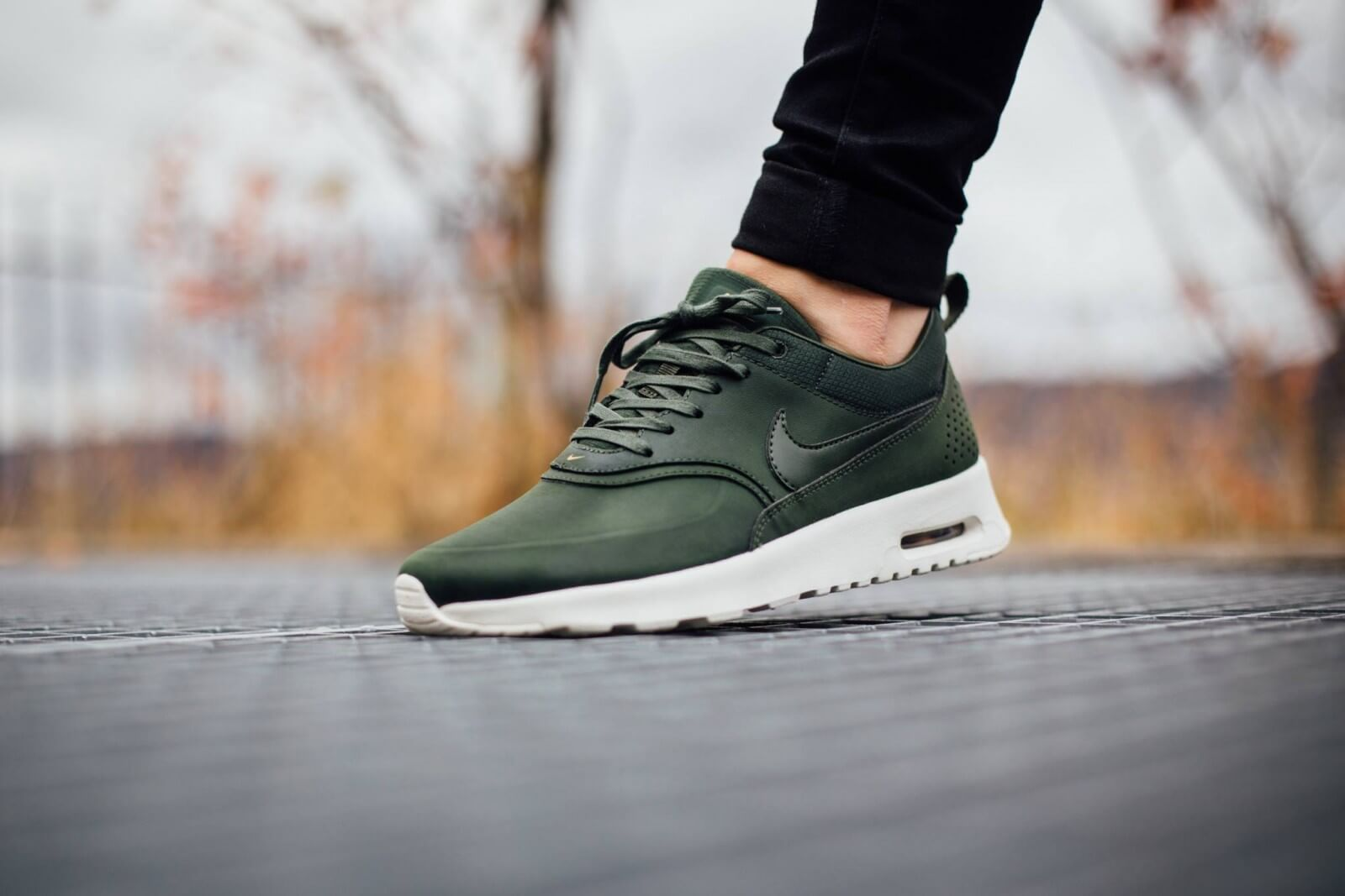 Nike Air Max Thea PRM Carbon Green 616723 304