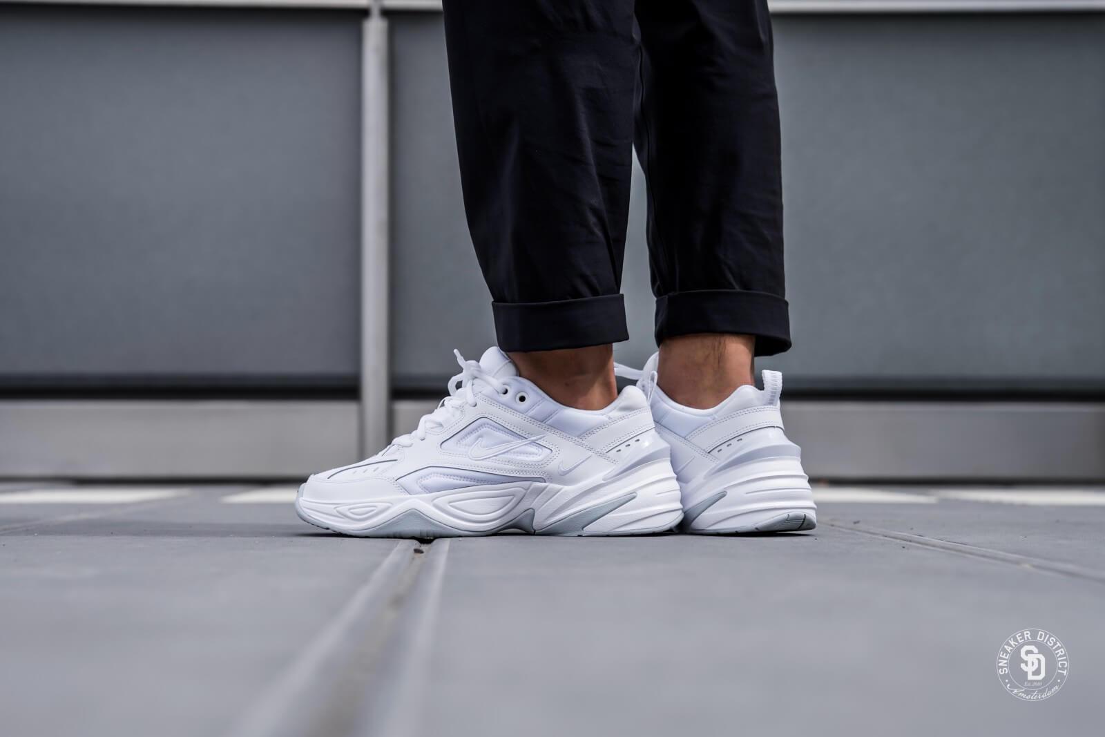 Nike M2K Tekno (White Grey) AV4789 101