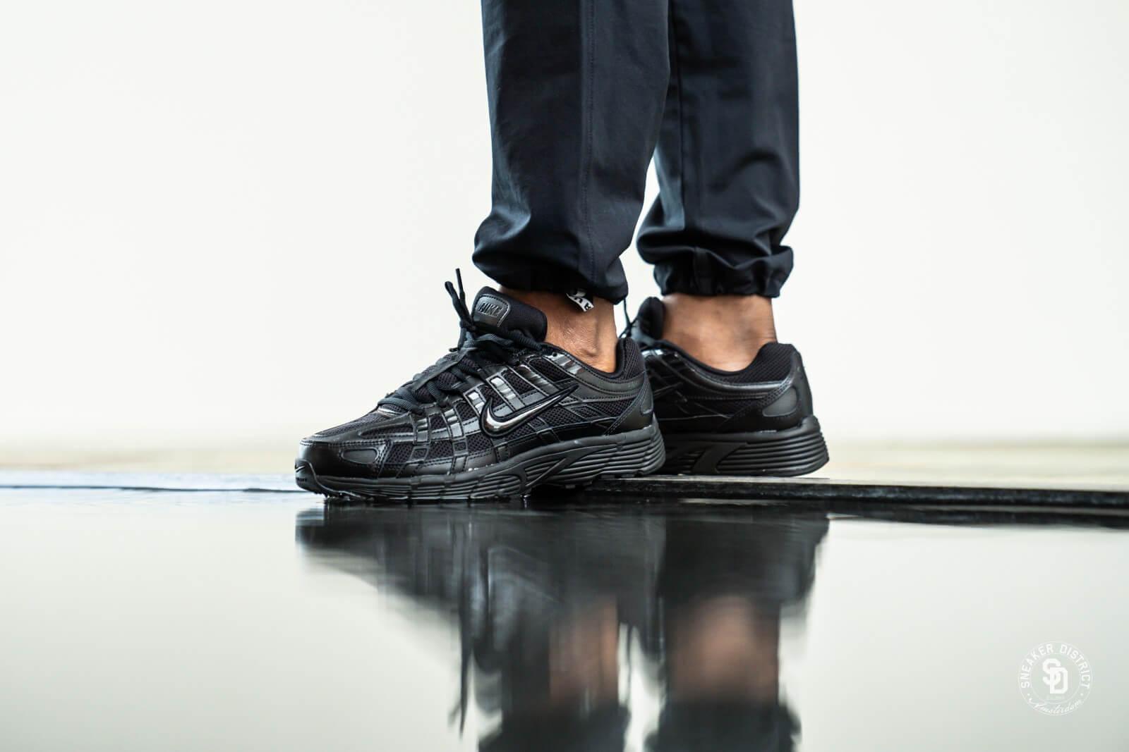 Nike P-6000 Black/Black - CD6404-002