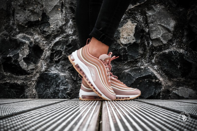 premium selection 01764 c3c9a Nike WMNS Air Max 97 UL 17 Metallic Rose GoldGum - 917704-60