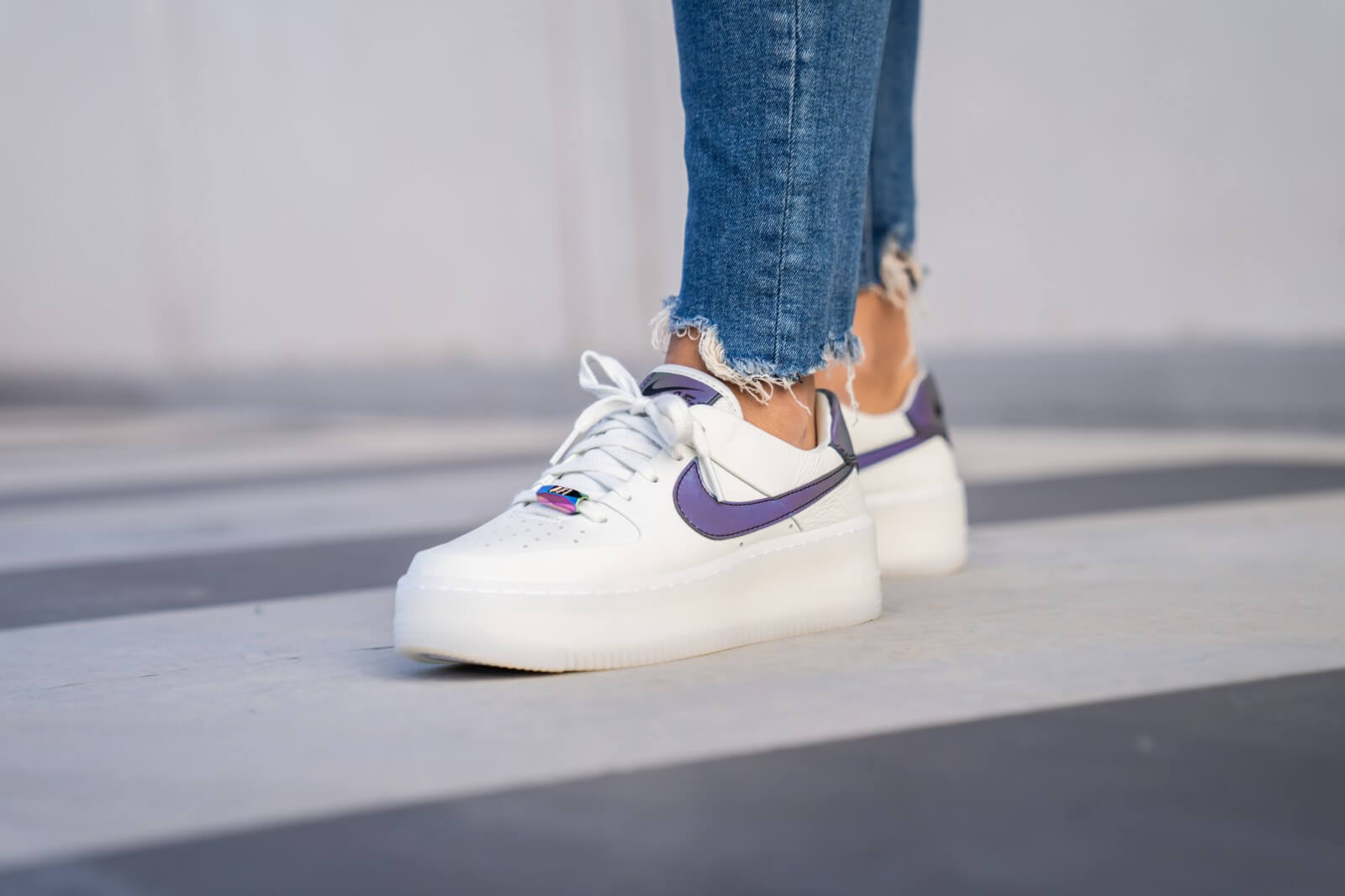 nike air force 1 sage low femme noir