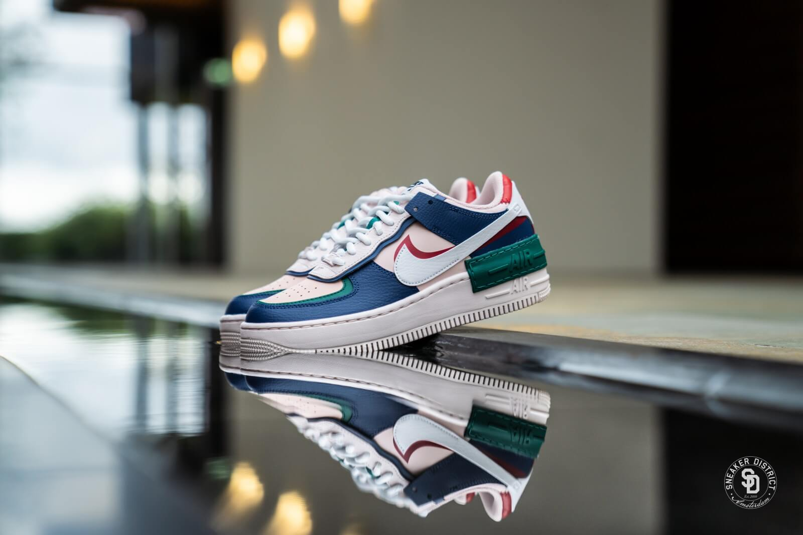 Nike Wmns Air Force 1 Low *Shadow Mystic Navy*
