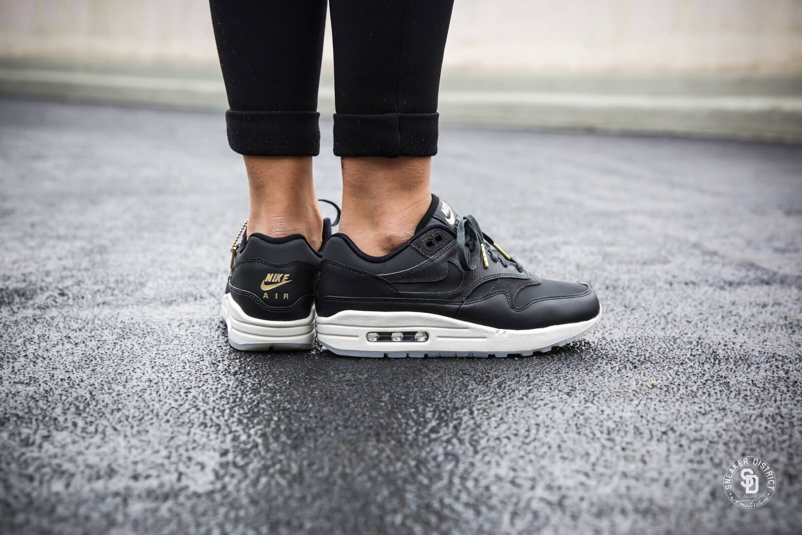 Get The Nike WMNS Air Max 1 Premium Anthracite Now