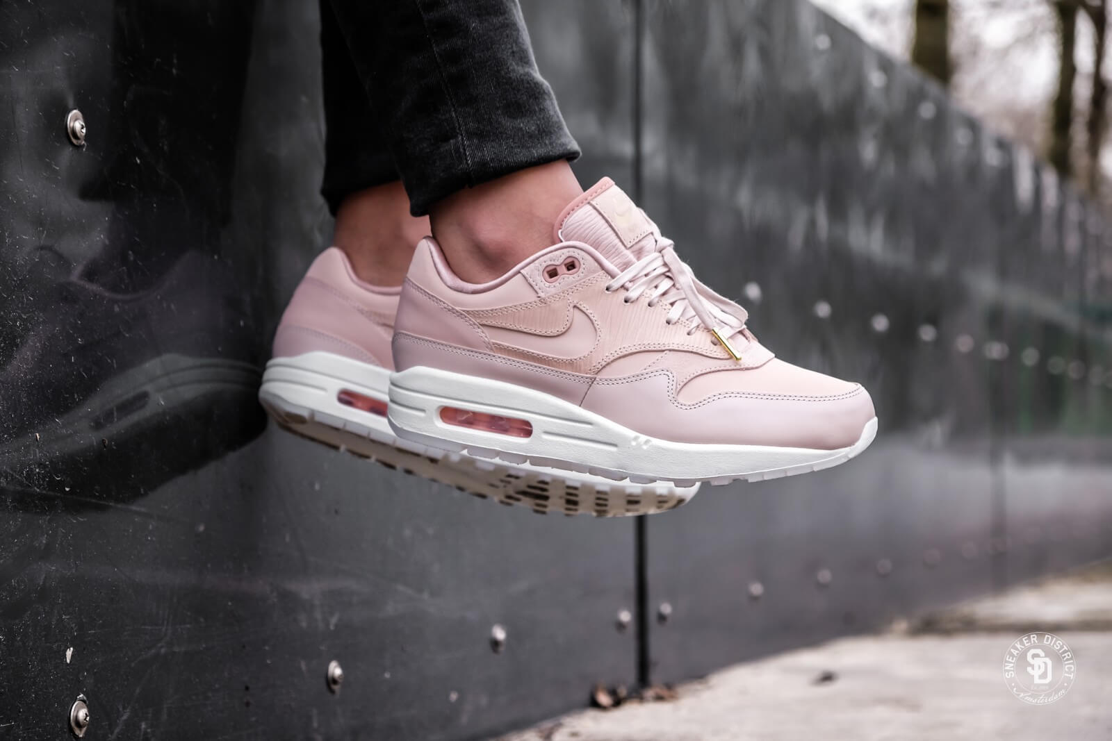 nike air max dames beige