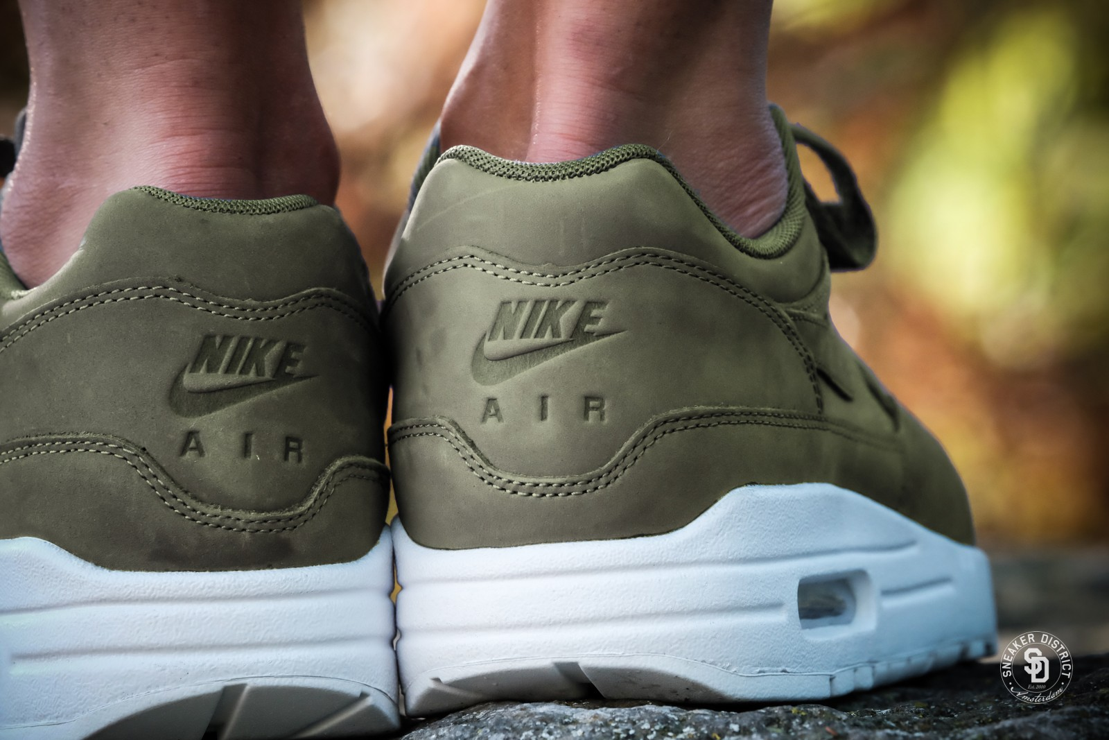 nike air max dames legergroen