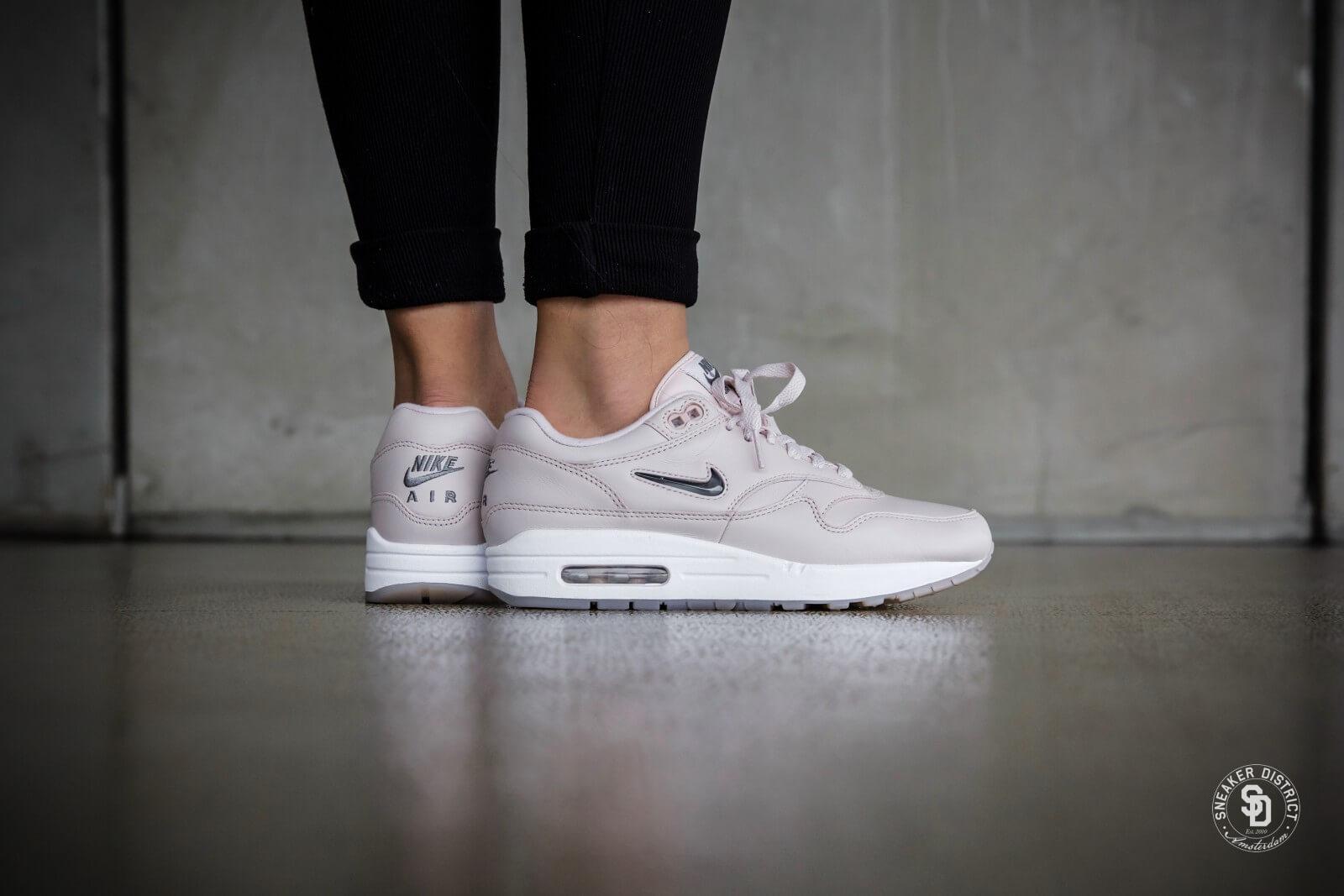 Nike Air Max 1 Premium SC Jewel White Wmn's
