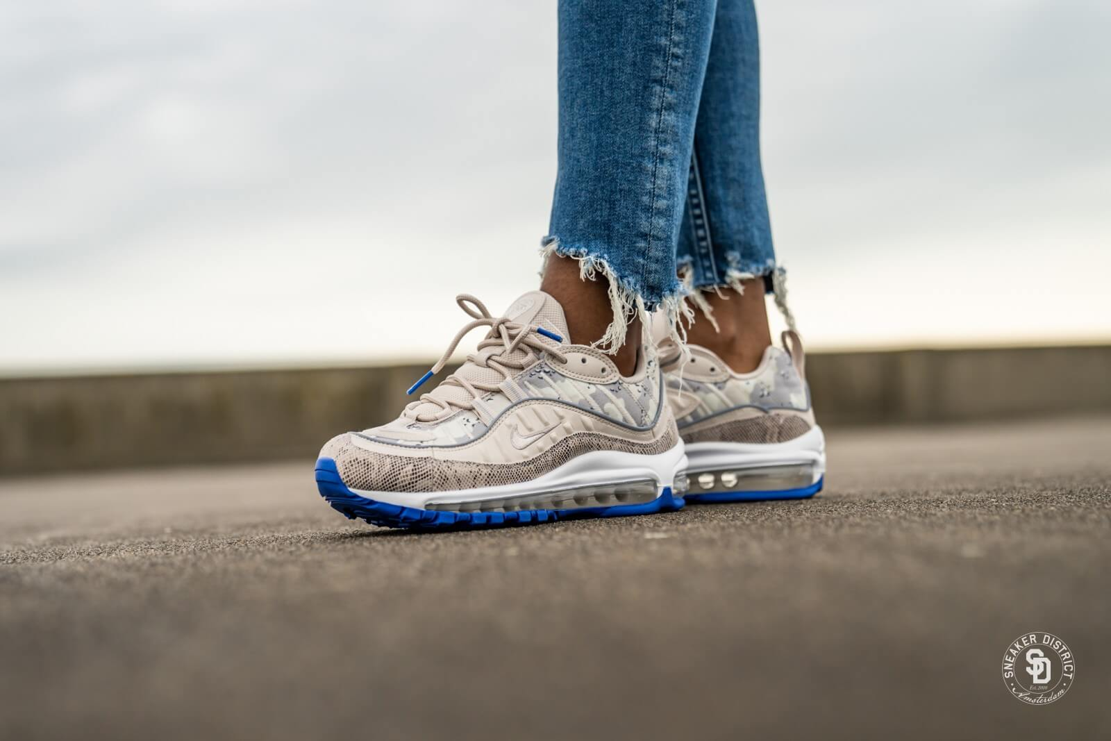 Nike Air Max 98 Premium LT Orewood Brown CI2672 100