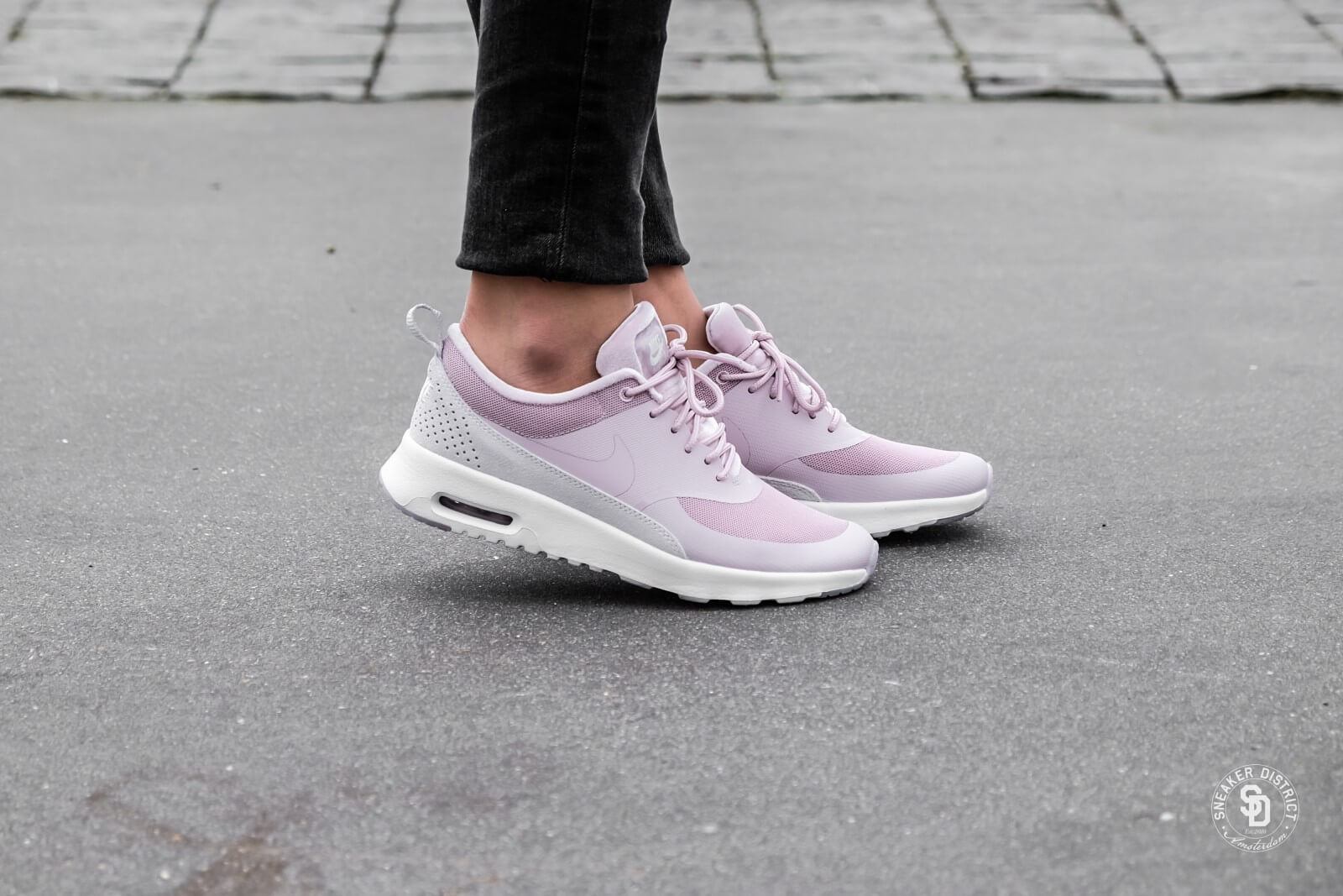 new zealand nike air max thea womens pink grey 9d0de 0da13