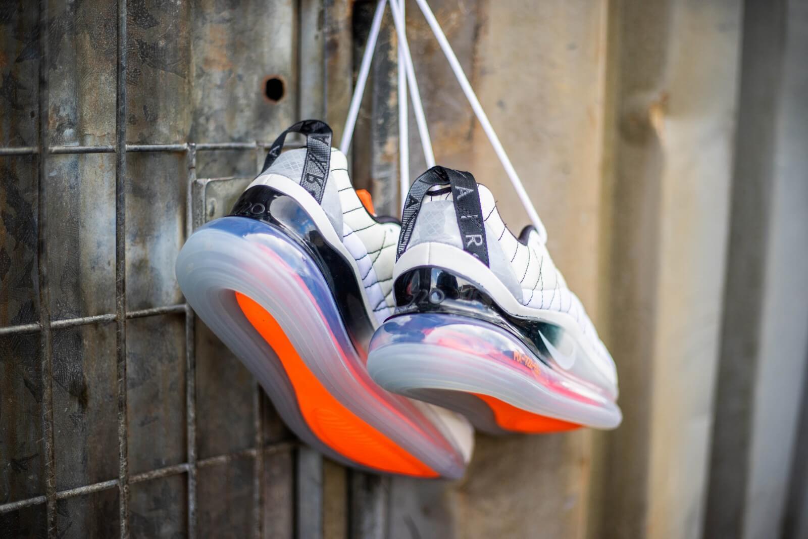Nike Women S Mx 720 818 Sail White Black Ci3869 100