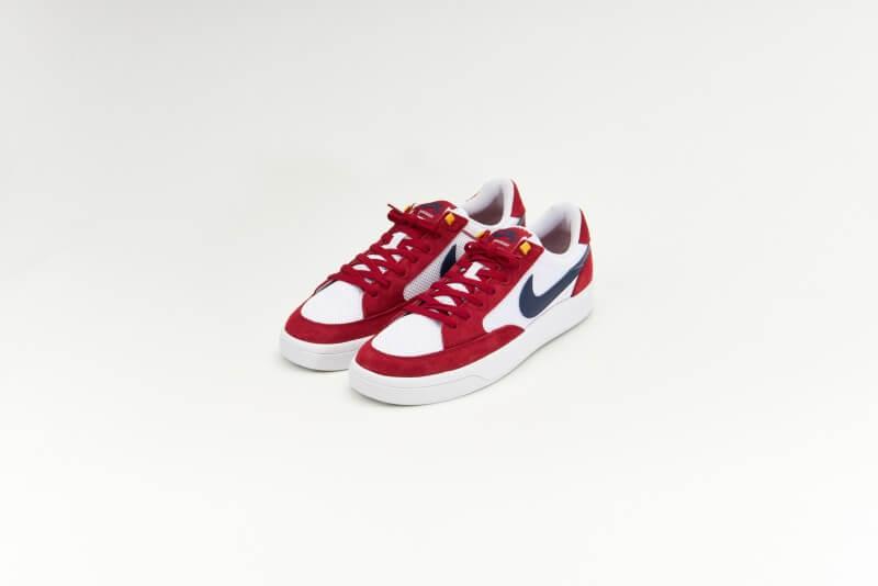 Nike SB Adversary Pomegranate/Midnight Navy-Pollen
