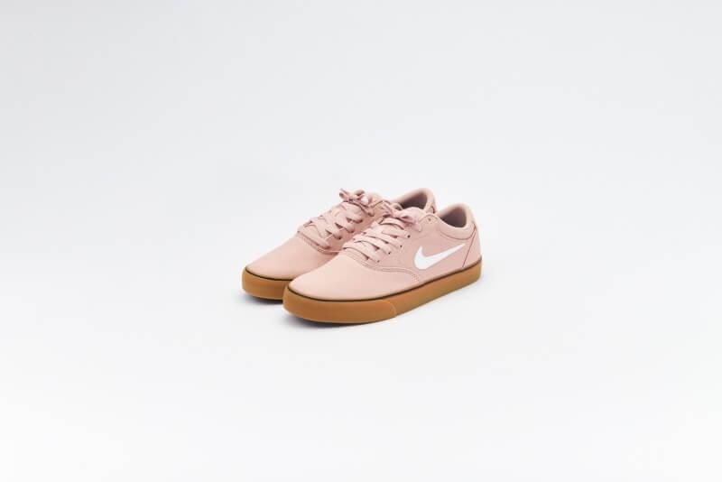 Nike SB Chron 2 Canvas Pink Oxford/White-Gum