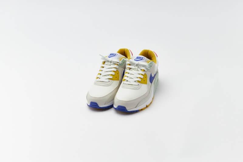 Nike Womens Air Max 90 Summit White / Lapis - Light Bone