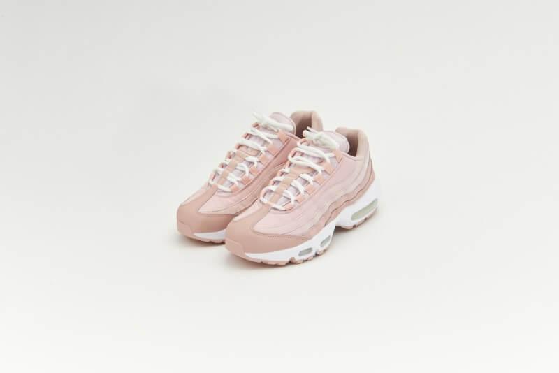 Nike Women's Air Max 95 Pink Oxford/Summit White