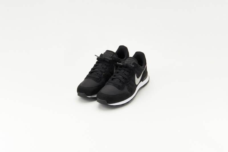Nike Women's Internationalist Glitter Black/White