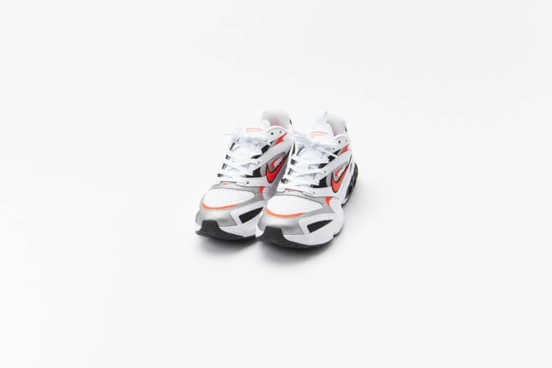 Nike Women's Zoom Air Fire White / Team Orange - Reflect Silver