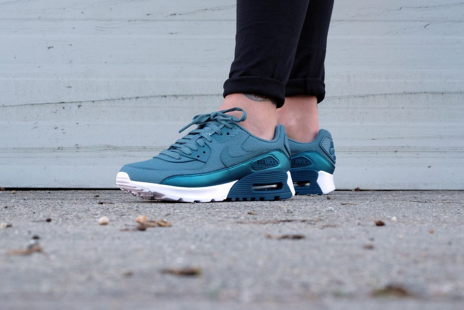 nike air max ultra se blauw