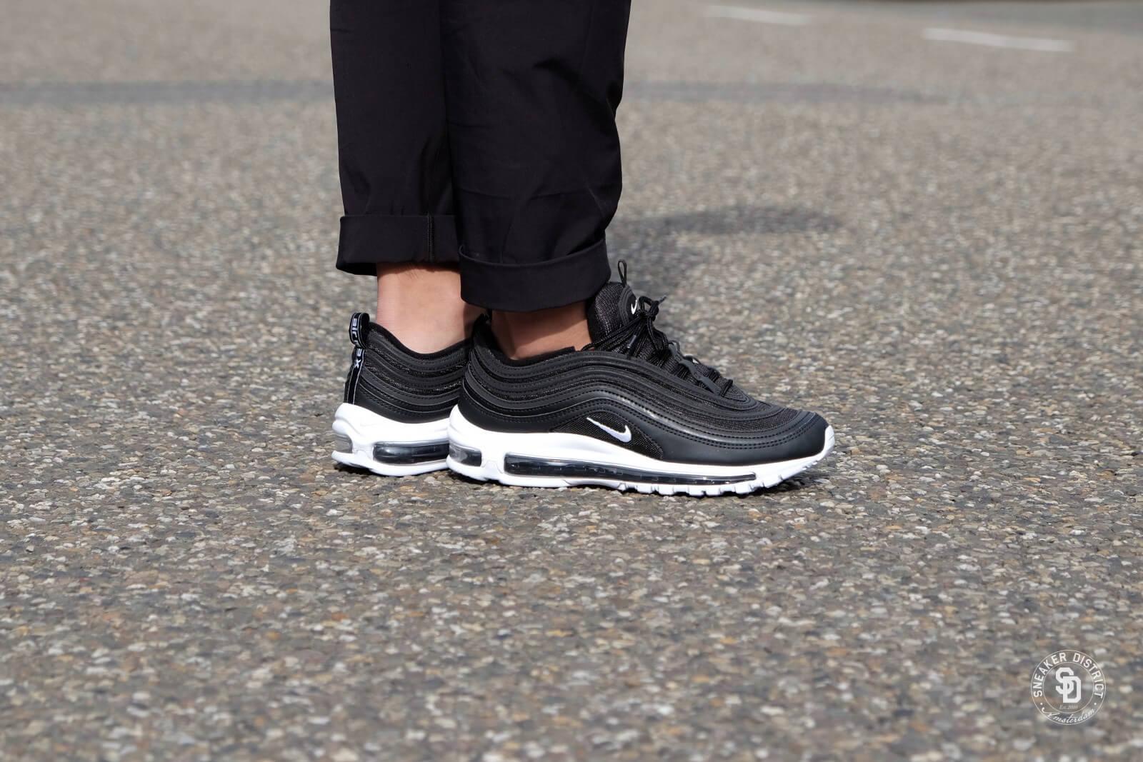 Nike Air Max 97 Black White 921826 003 Sneaker District