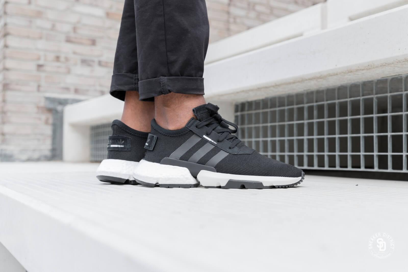 Adidas POD S3.1 Core BlackFootwear White B37366